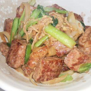良い肉は焼くだけで美味い