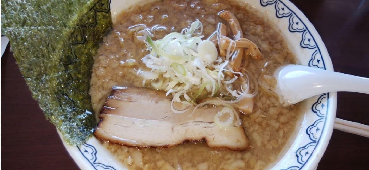 東京豚骨醤油拉麺