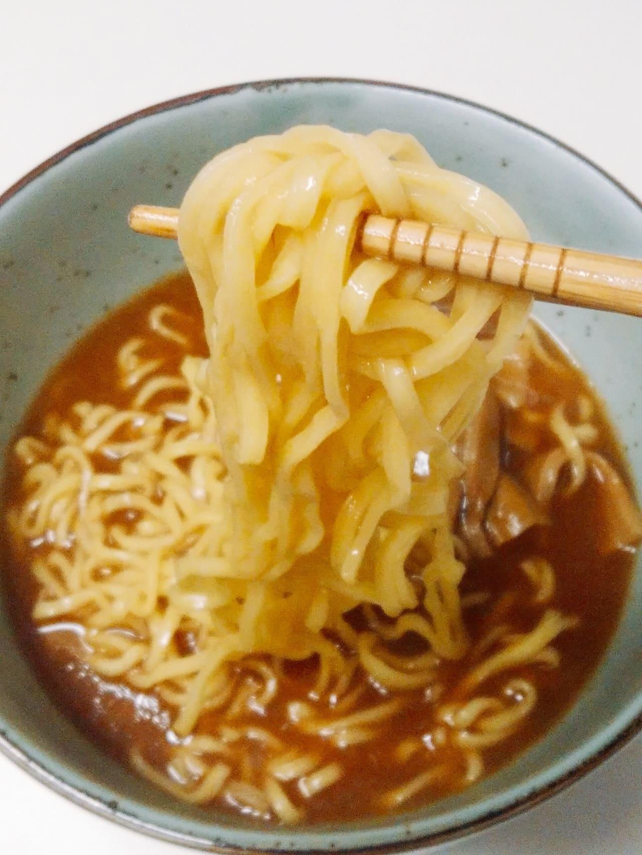 濃厚味噌麺アップ
