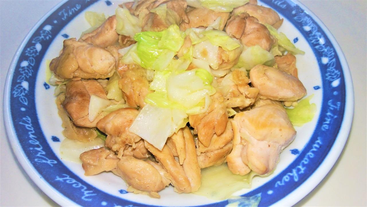 鶏とキャベツ